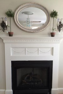 Maison Decor Mantle