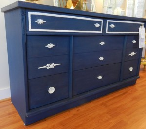 Efex Dresser with Napoleonic Blue