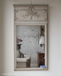 Antique Trumeau