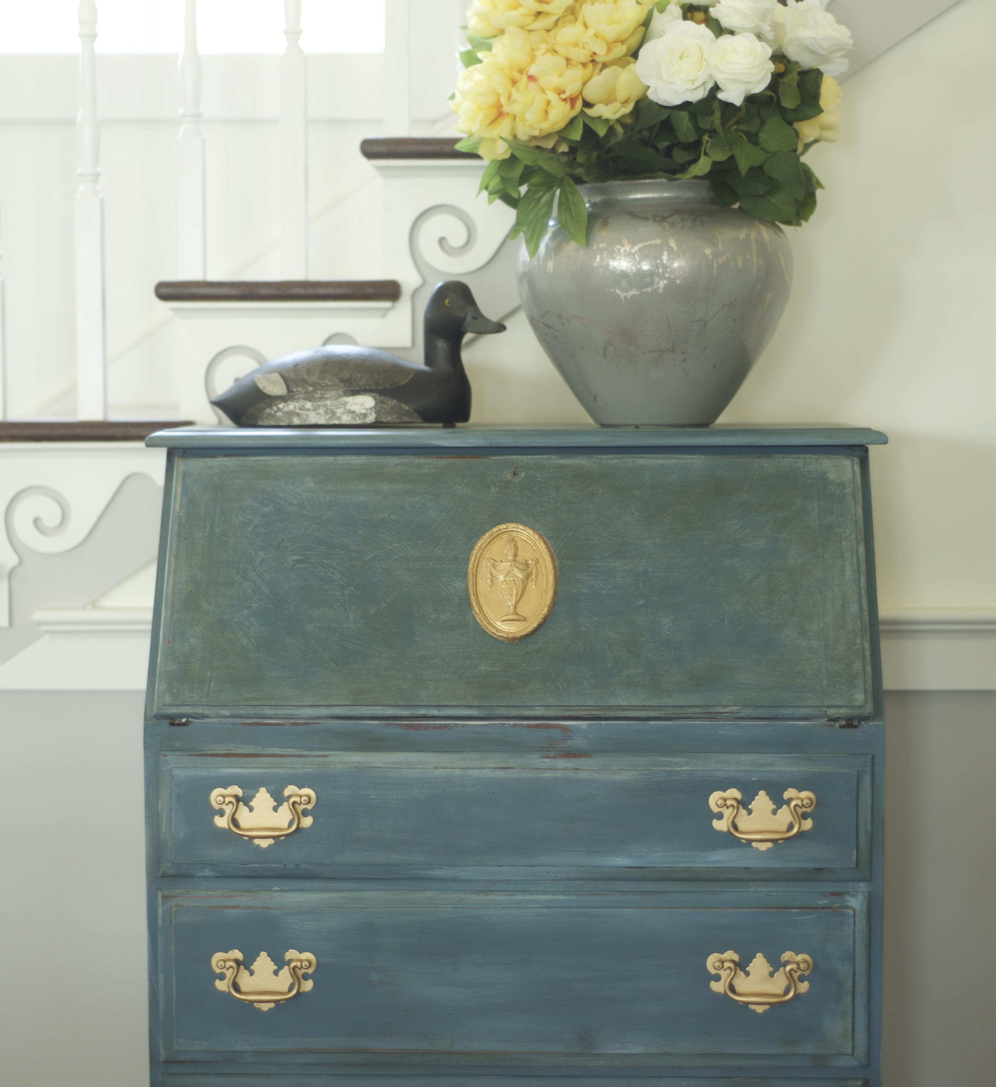 Gustavian Style Desk