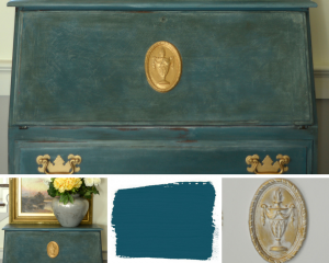 Blue Chalk Paint by Annie Sloan