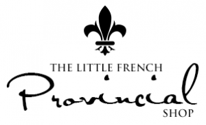 French shop logo