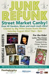 Junk Refunk Market