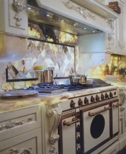 Italian stove