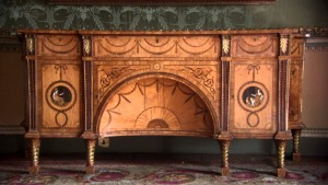 Thomas Chippendale Carving