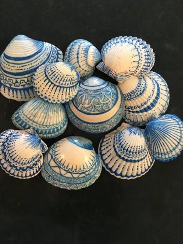 Painting Seashells