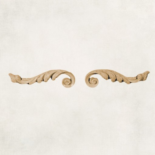French Empire Style Scrolls