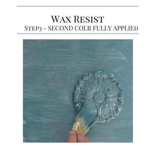 Wax resist 2