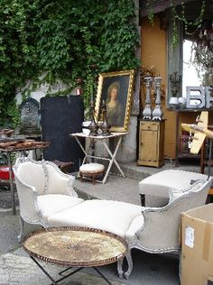 Paris Flea Market Style 4
