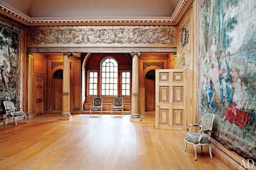 Dumfries Tapestry Room