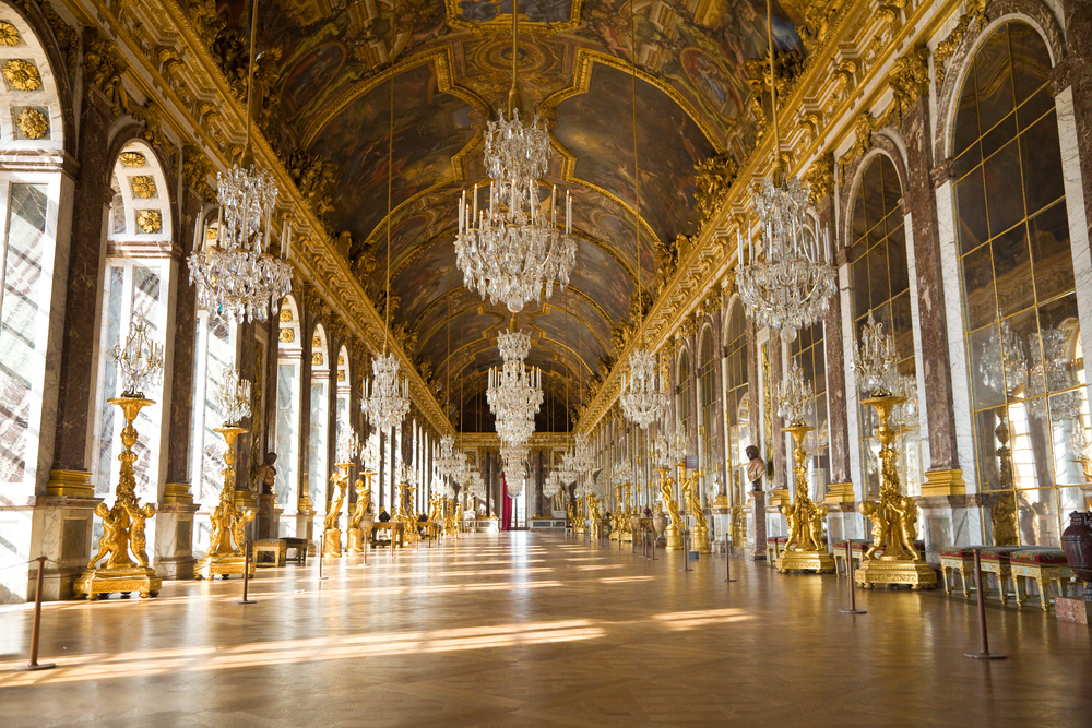 4 Kings 1 Palace – Versailles