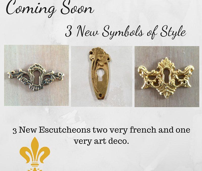 New Escutcheons