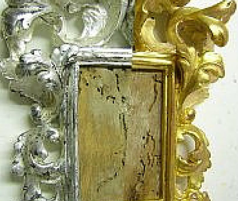 Water Gilding in Florence